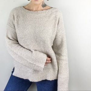 ASOS Boucle Plush Sweater